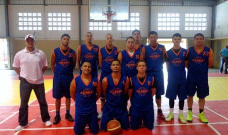 National University College celebra su Segundo Torneo de Baloncesto