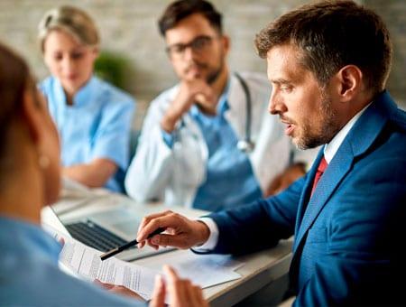 BA Administración de Empresas con concentración en Administración de Servicios de Salud