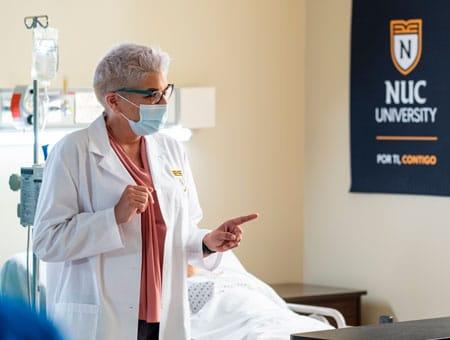 Bachillerato en Ciencias en Enfermería (RN a BSN)