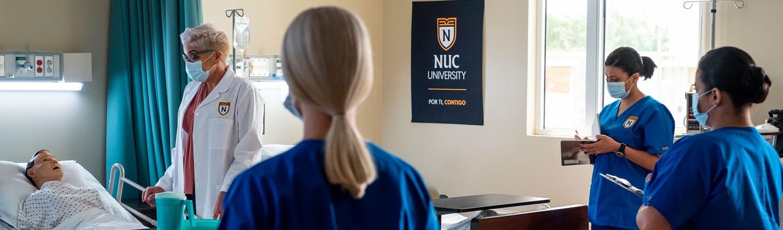 Bachillerato en Ciencias en Enfermería